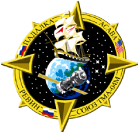 Soyuz TMA-04M Mission Insignia Decal